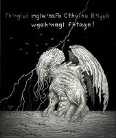 .Cthulhu. by Sch1itzie