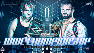 Custom Elimination Chamber v3 by LastSurvivorY2J