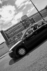 Taxi down to Dieselgate by UdoChristmann