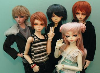 Project Dollground Kids by kanis04