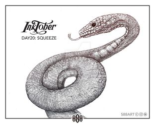 INKTOBER 20 by S88ART