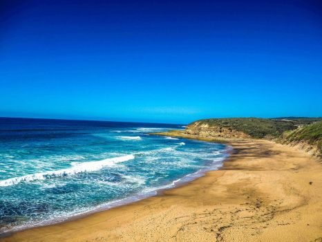 Bells Beach - Torquay, VIC by shezzy85