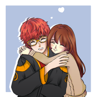 707 and MC by sugarslaughter