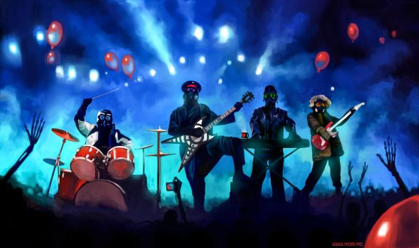 The Band by alexiuss