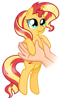 Aren't I Cute? by icantunloveyou
