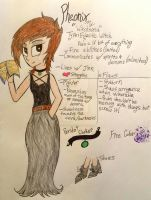 Witchsona Reference  by cometgazer379