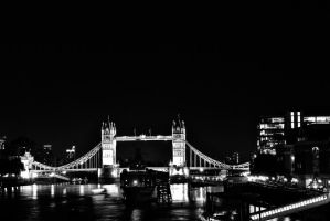 Tower Bridge by FillyDan