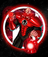 Atrocitus by BRAINandFAT