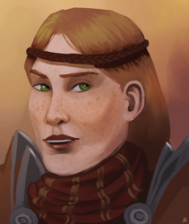 Aveline by titherdel