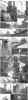 Steam and Magic thumbs by DavidSequeira