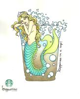 Happy Mermaid 2 by taylovestwilight