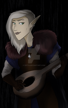 the bard by Zipti3