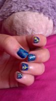 Thunder Nails by NikkiFirestarter