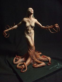 ILLITH sculpture by williamnezme