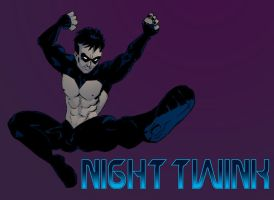 Night Twink - New Webcomic by shaneoid77