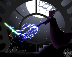 RWBY // Star Wars: Return of the Huntress by Lightning-in-my-Hand