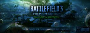 Battlefield 3 (Modifed) by RBzCross