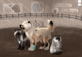 The Floof will Prevail [Perfect Bloodlines] by Surkrinth