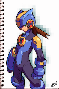 Rockman EXE by Tomycase