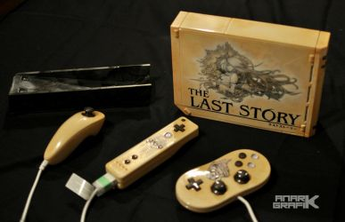 Anark Grafik - Wii Custom The Last Story by anarkange