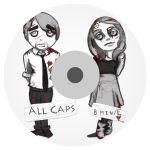 All Caps BminE: CD by 89ravenclaw