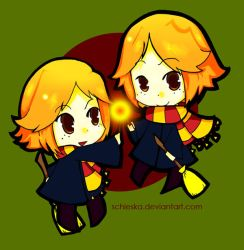 HP - Fred and George by Schieska