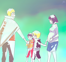 Our Family by ZetsubouSpook
