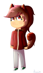 - Commision #3 |- Dani The Squirrel - by xxLucy19