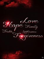 Family Poster by ANewBeginning2012