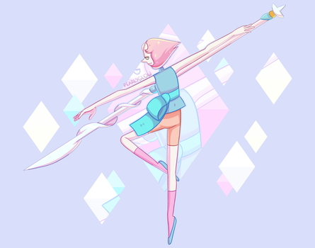 Graceful Dancer by PearlyGlow