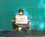 Keep Your Coins, I WANT CHANGE by AngelaRaves