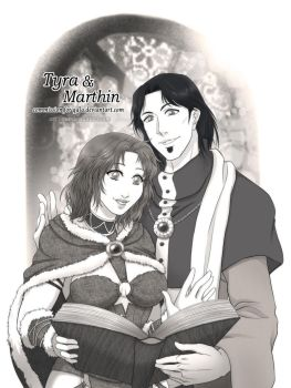[COM] Tyra and Marthin by Zue