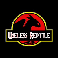 Useless Reptile - T-shirt Design by sugarpoultry