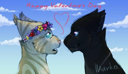 Happy Valentine's Day! by murkq