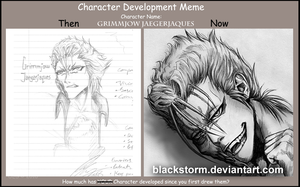 Character Developement Meme 01 by blackstorm