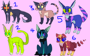 open adoptables points by x-Adoptables-x