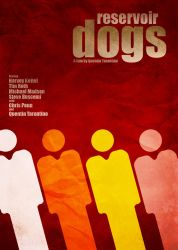Reservoir Dogs by Hoboballan