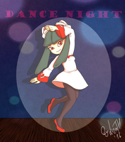 Yush dance night by lizathehedgehog