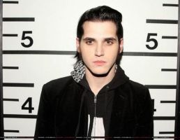 Mikey Way in Jail??? by mickyway