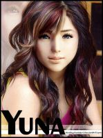 Sweet, Sweeter...Yuna by FantasyRockGirl