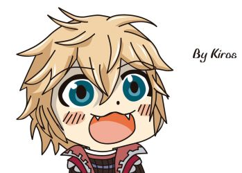 Shulk Gyate by Kirbmaster