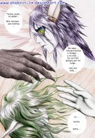 Ulquiorra Returns Comic P48 Secret Anguish's Shake by Shabriri-Lin