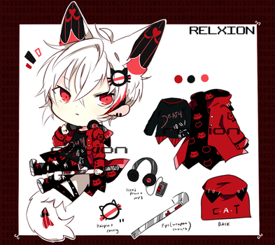 [AUCTION*CLOSED]Lineheart*6 by Relxion-kun