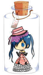 Ciel In A Bottle by iNintendo