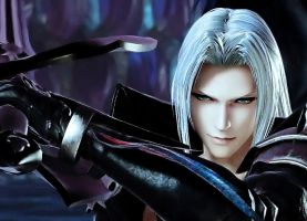 Dissidia NT- Sephiroth 2 by ray-of-glory
