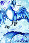 Articuno by Animechristy