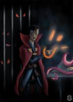Doctor Strange by Aohakath