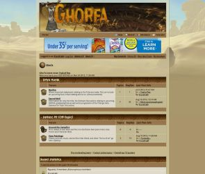 Ghorfa guild forum theme by Aurhia