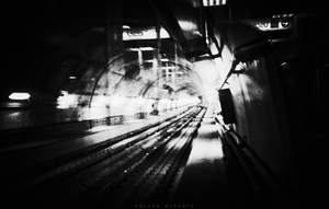 Out of the tunnel by everypathtonowhere