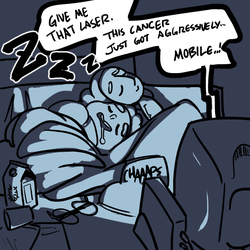 Steven And Connie Have A Sleepover by Mechandra